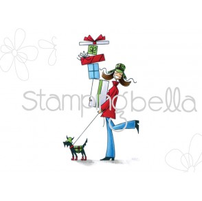 I-LOVE-TO-SHOP-A-BELLA DIGITAL IMAGE