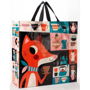 "BLUE Q SHOPPER ""FOXY"""