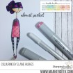 almostella by Danielle Donaldson (includes 4 stamps)