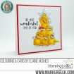 "THE CHICK TREE ""cut it out"" die + rubber stamp BUNDLE"