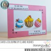"the GOOD EGG CHICKS RUBBER STAMP + ""CUT IT OUT"" DIE BUNDLE (save 15%)"