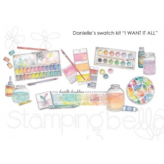 Danielle's SWATCH KIT- I WANT IT ALL!  (complete set including ALL 15 sets)