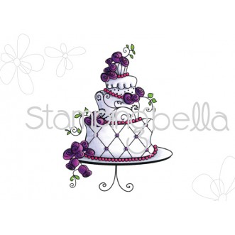 Lulu's WEDDING CAKE DIGITAL DOWNLOAD
