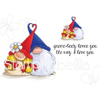 LOVEY GNOMES rubber stamps