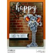 "HAPPY SENTIMENT DIE SET (SET OF 3 ""CUT IT OUT"" DIES)"