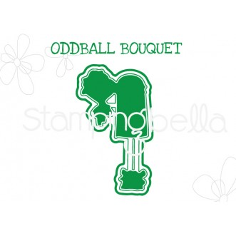 "ODDBALL BOUQUET ""CUT IT OUT"" DIE"
