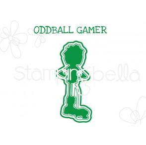 "ODDBALL GAMER ""CUT IT OUT"" DIE"