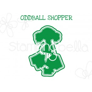 "ODDBALL SHOPPER ""CUT IT OUT"" DIE"