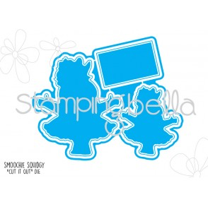 "smoochie SQUIDGY ""CUT IT OUT DIES"" (set of 3 dies)"