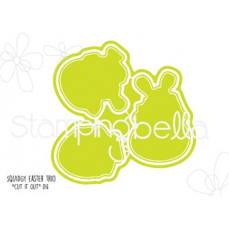 "squidgy EASTER TRIO ""CUT IT OUT"" DIE (set of 3 dies)"