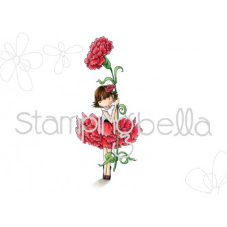Tiny Townie GARDEN GIRL CARNATION