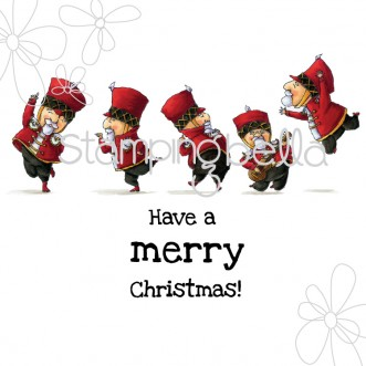 Christmas Soldiers (including sentiment)