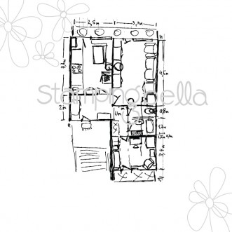 mixed media FLOOR PLAN