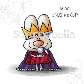 queen HOPPY POPPY (includes sentiment)