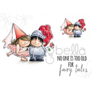 fairy tale SQUIDGIES (includes 3 stamps)