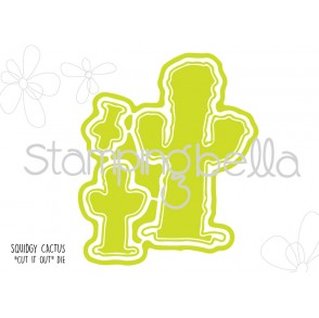"squidgy CACTUS ""CUT IT OUT"" DIE (set of 3 dies)"