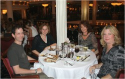 our Toronto Contigency.. Stephanie, Gilles, Irene and Michelle. Thank you for your support guys!!