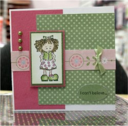 """when you open this card it says """"i missed your birthday"""".. goes with all the words in the """"no fair girl"""" set"""