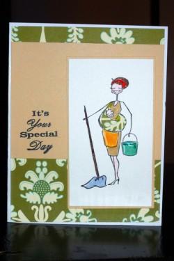 GABY's card