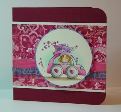 Love Beetle EXTRAORDINAIRE!! how BEEYOOTIFUL is this card?!