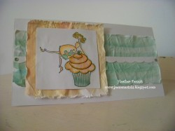 heather dennis using cupcakeabella