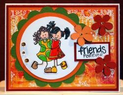 pat serrano using best friends forevah