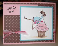 Christy Stanford using CUPCAKEABELLA