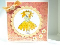 MICHELLE LEISHMAN used DAISY BITTYBLOOM