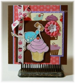 RACHEL HOPE using CUPCAKEABELLA