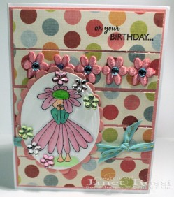 Janet Rossi used DAISY BITTYBLOOM