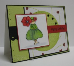 Tammy Hershberger used POPPY BITTYBLOOM