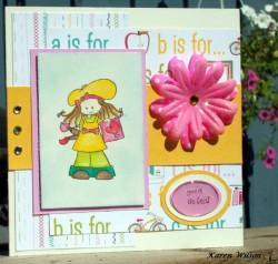 Karen Wilson used LIL' ARTIST