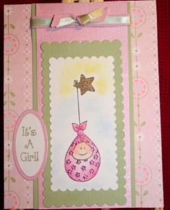 Carolyn Orgar used BABY BELLA HANGING BUNDLE