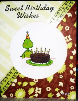 Gaby used TURTLE TOTS- BIRTHDAY WISHES