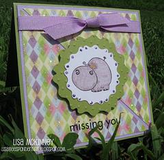 LISA MCKINNEY used AMIMALS HIPPO
