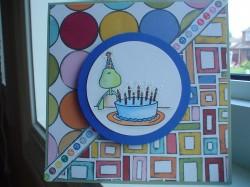 Lorie used TURTLE TOTS - BIRTHDAY WISHES