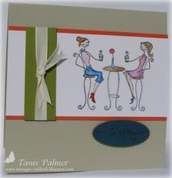 Tanis Palmer used JAVABELLAS