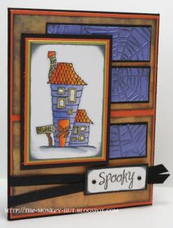 Siobhan Kline used BEWARE HOUSE