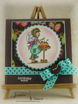 Jeanie Witmer used BETTINA BUTTERCREAM