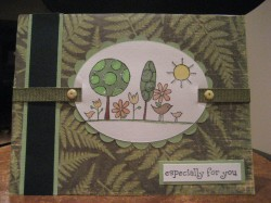 Michelle Trotter used HAPPY FOREST