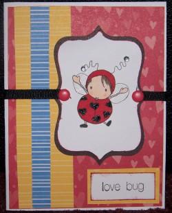 Tanya Johnson used LOVEY HUGGABUGG