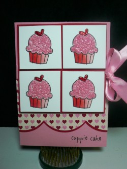 Avril Tanner used HEARTY CUPPYCAKE