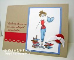 Lori Tecler used BOOKWORMABELLA