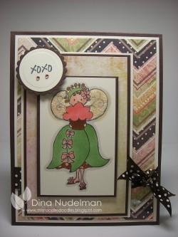 Dina Nudelman used MATILDA MUFFINBREAD