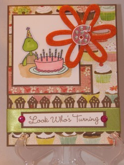 Dawn Barghorn used TURTLE TOTS- BIRTHDAY WISHES