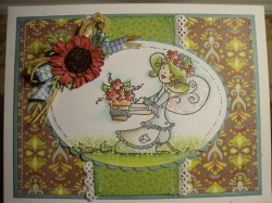 Michele Ghent used GARDENIA GREENTHUMB