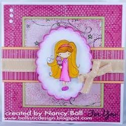 Nancy Ball used AMPLEE TUDE
