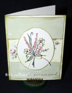 Rosanne Dreyer used SKETCHY WILDFLOWERS