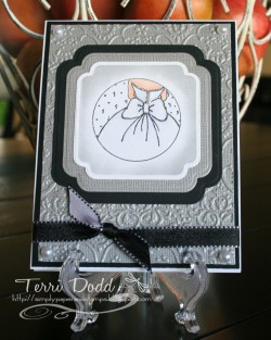 Terri Dodd used WEDDING GOWN CIRCLE
