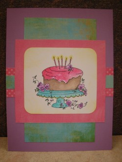 Tanya Fretz used Lulu's BIRTHDAY CAKE